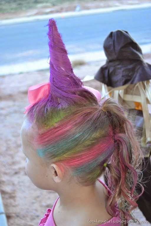Great Crazy Hairstyles for