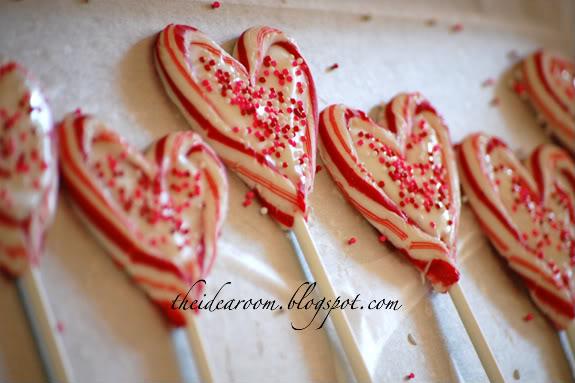 Valentine's Day DIY Pops