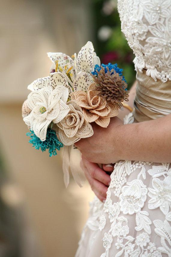 alternative wedding bouquet diy alternatives to traditional floral wedding bouquets 1272