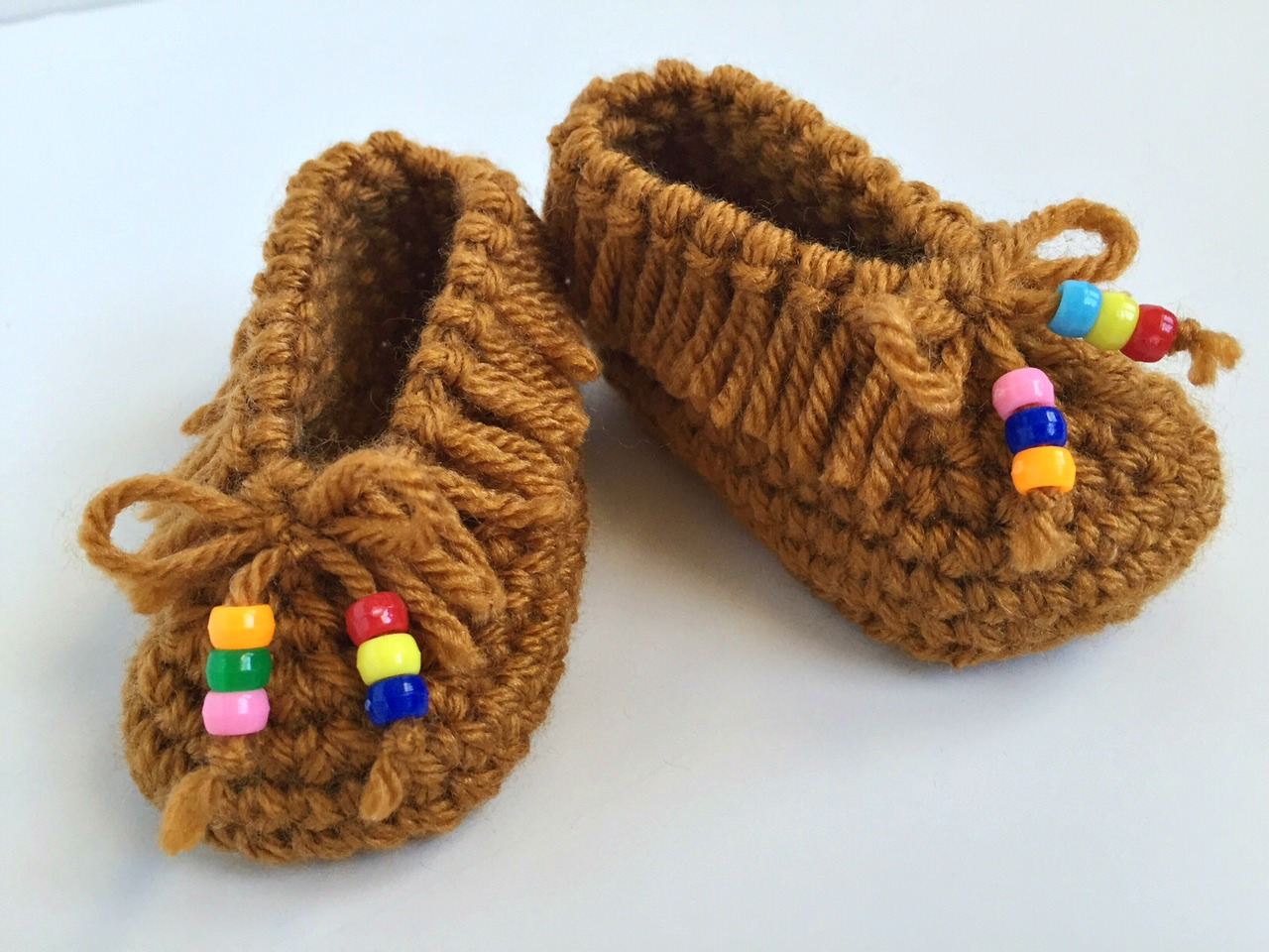 These 32 Crocheted Baby Accessories Will Look Adorable On