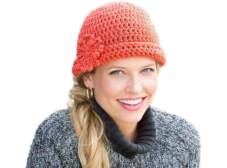 Keep Yourself Cozy This Winter With These 22 Crocheted Hats and Scarves 5dc18d50352