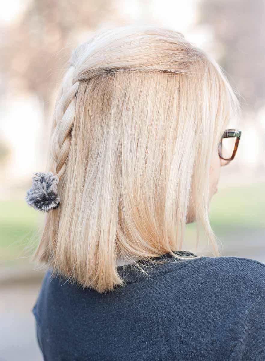 diy fur hair tie set-2