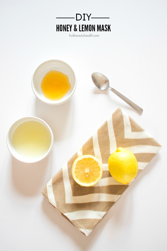 diy-honey-lemon-face-mask