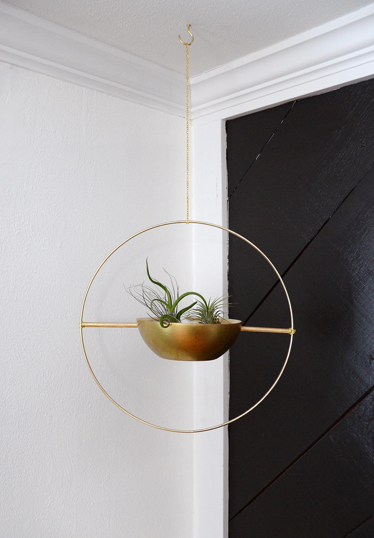 hanging airplant planter urban outfitters knockoff 11