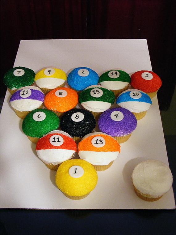 pool-ball-cupcakes