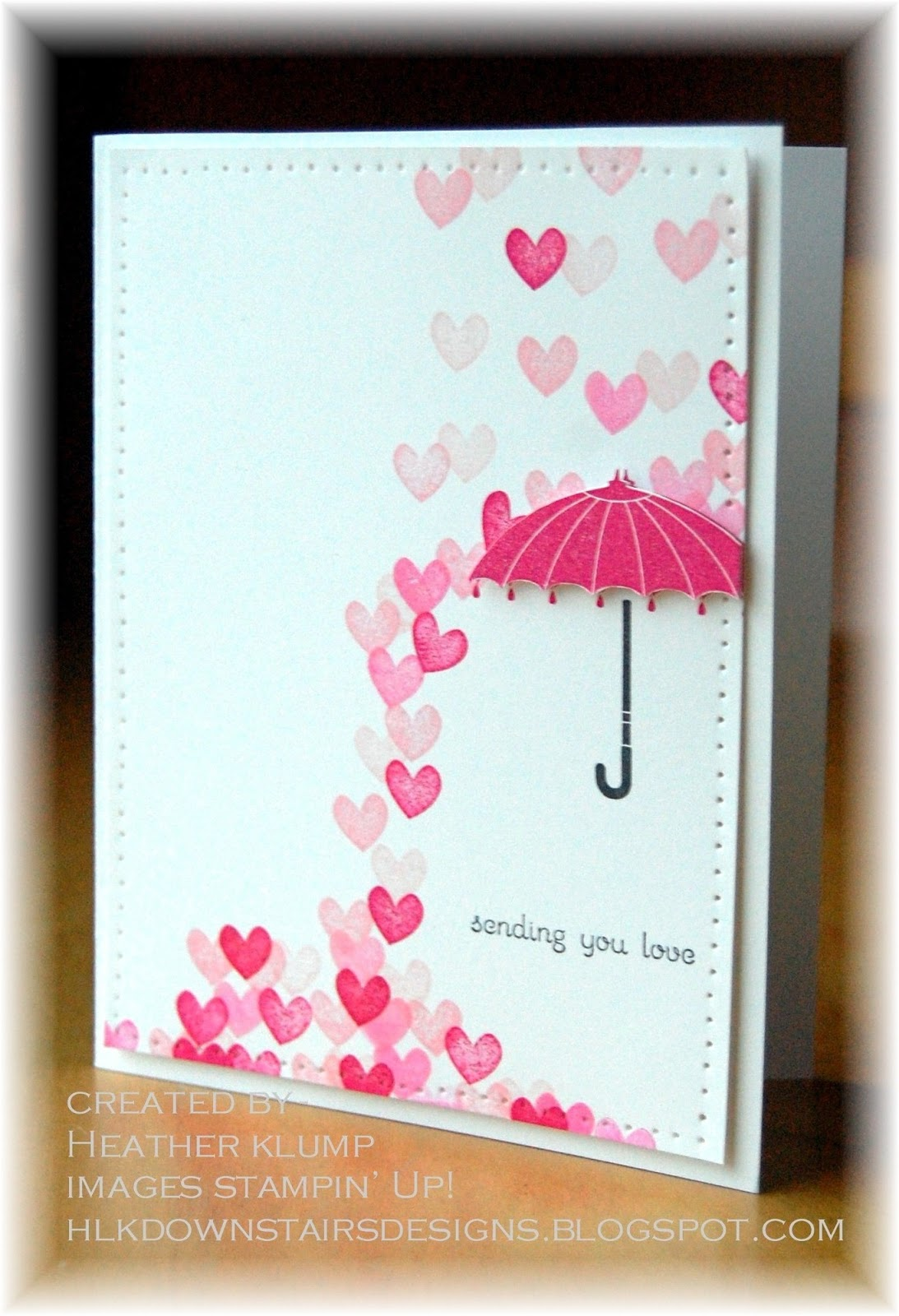 Give out some handmade love with these 21 diy valentine 39 s for Creative ideas to make greeting cards