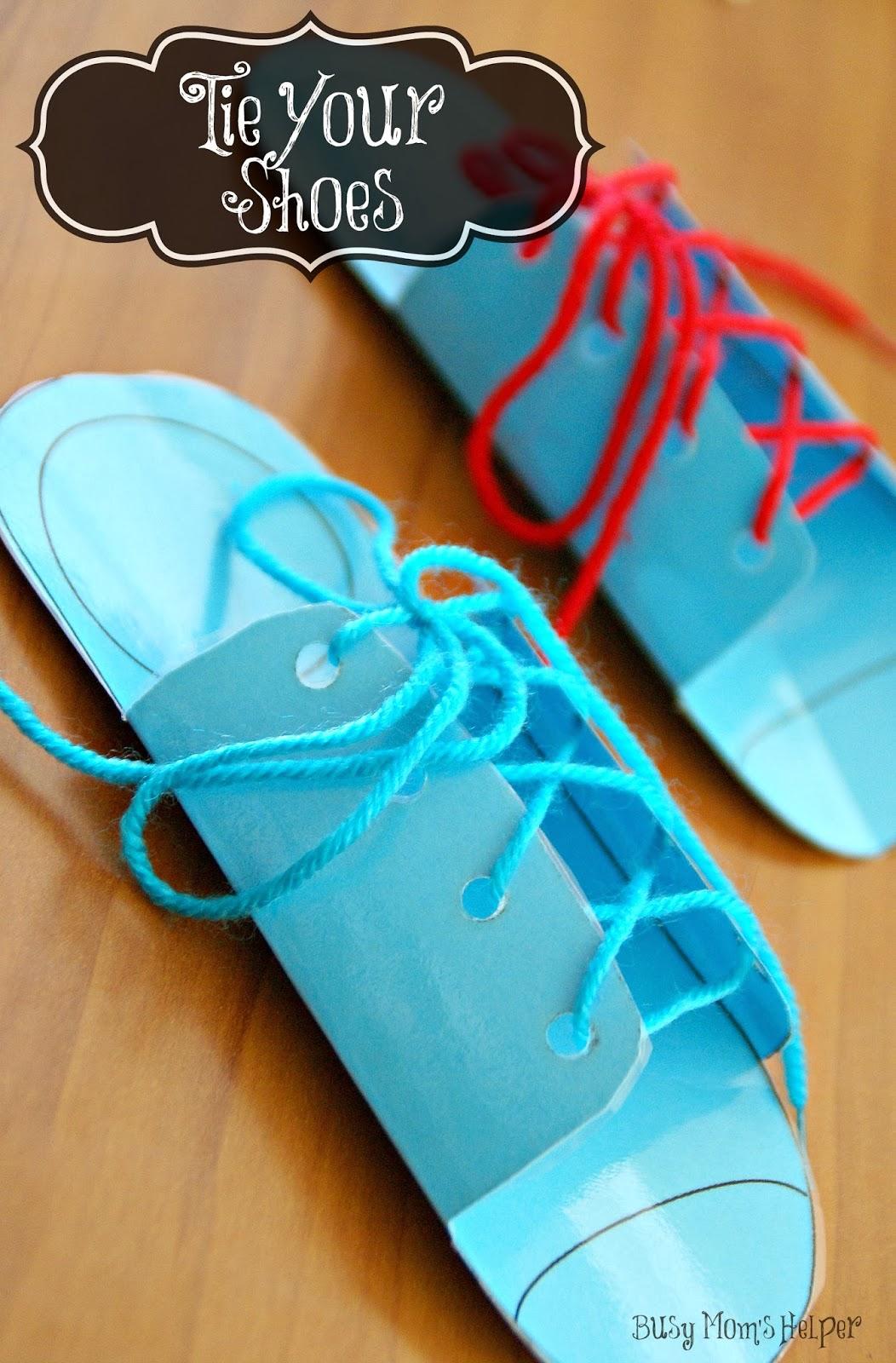 shoe-tying-craft