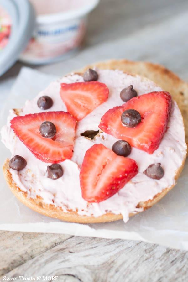 strawberry-cream-cheese-chocolate-bagel-sweettreatsmore.com-one