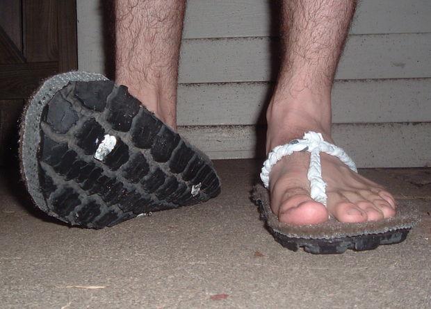 tire-sandals