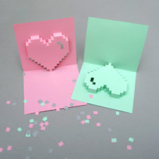 Instead Of A Store Bought Slogan Try Crafting And Giving Out Some Handmade Love With These 21 Valentines Day Cards