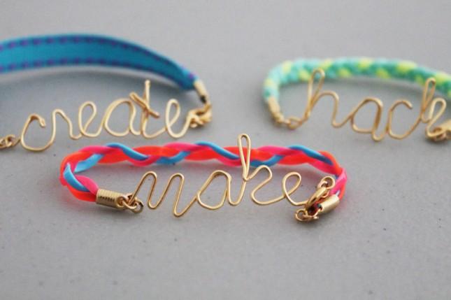 wire-word-bracelet