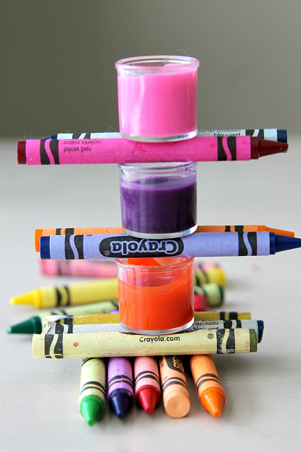 2 ingredient crayon lip gloss