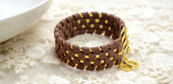 22 gold wide cuff bracelet