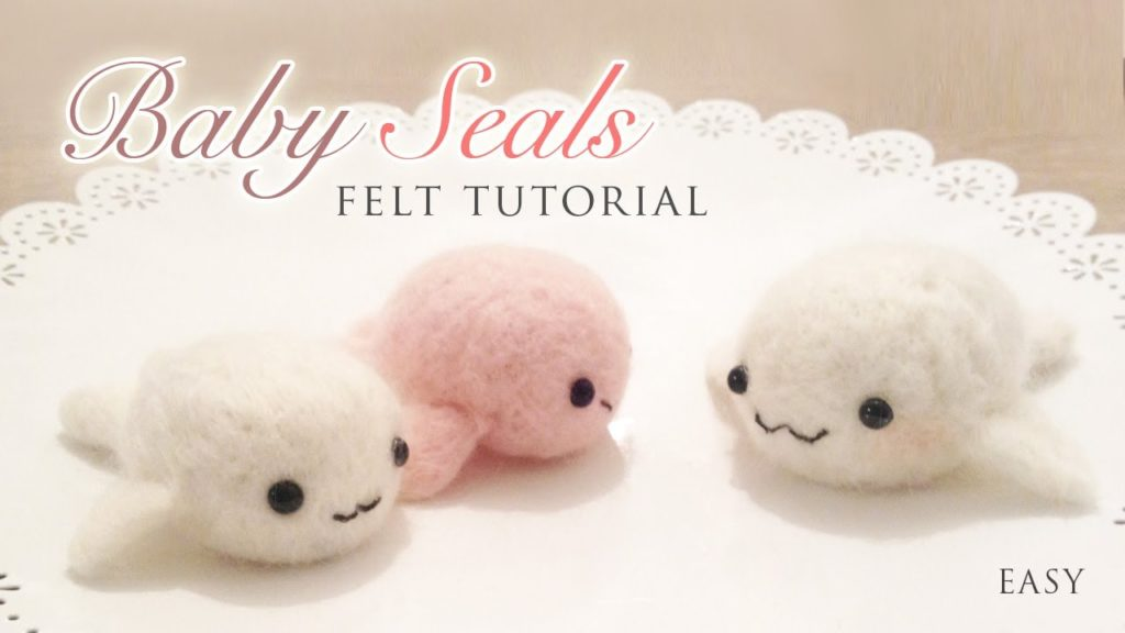Easy But Awesome Needle Felting Projects For Beginners