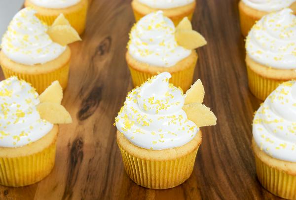 Beehive cupcake