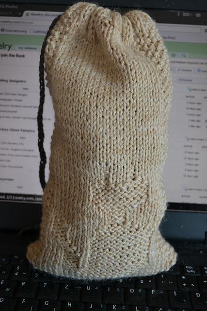 Cat project bag