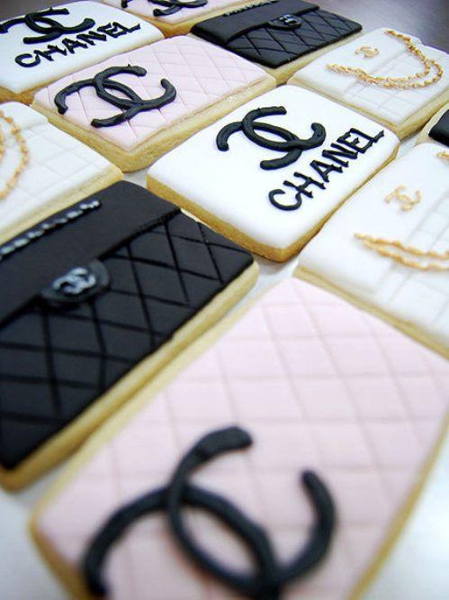 Chanel-cookies