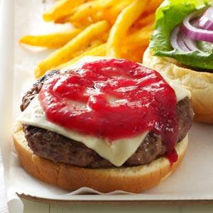 Cranberry Ketchup recipe