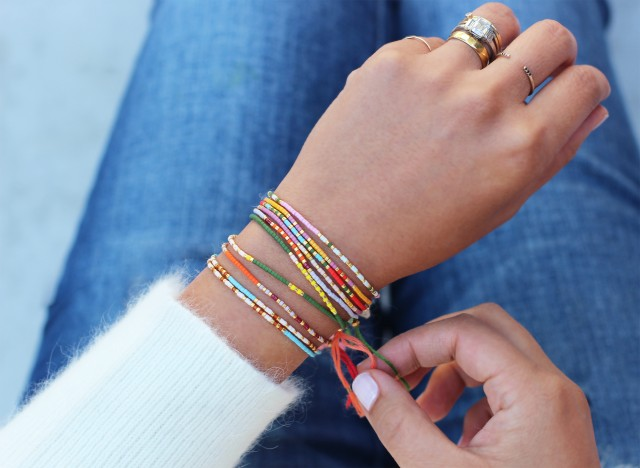 22 cool bracelets to make for yourself and for your friends 1 morse code solutioingenieria Images