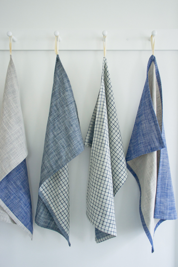 Diy simple dish towels