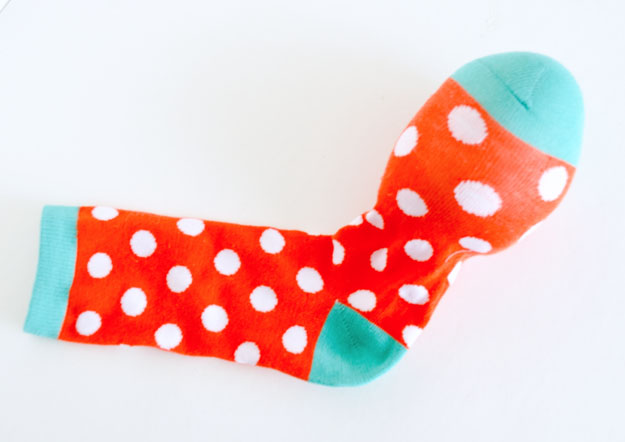 Diy sock octopus plush sock