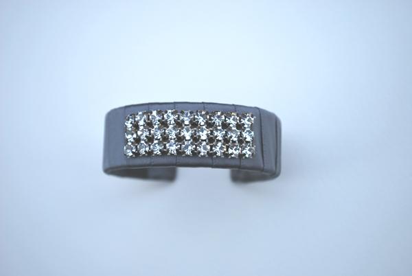Diy sparkle cuff