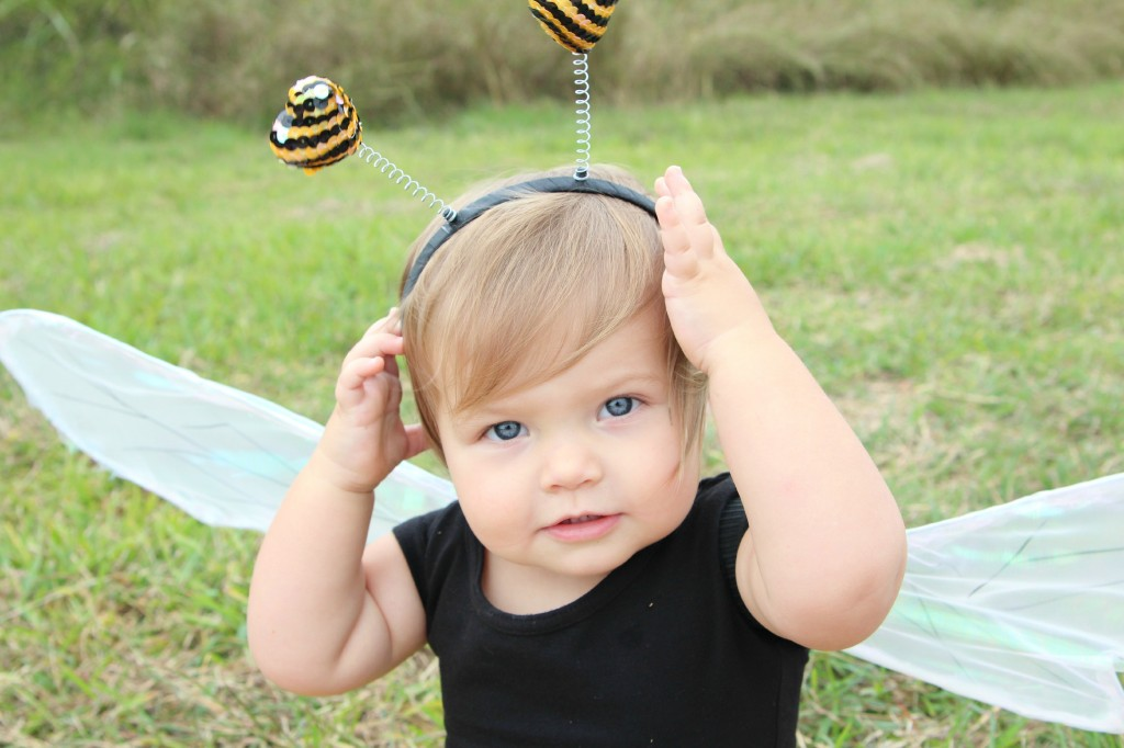 Check out these 50 creative baby costumes for all kinds of events diy bee costume solutioingenieria Choice Image