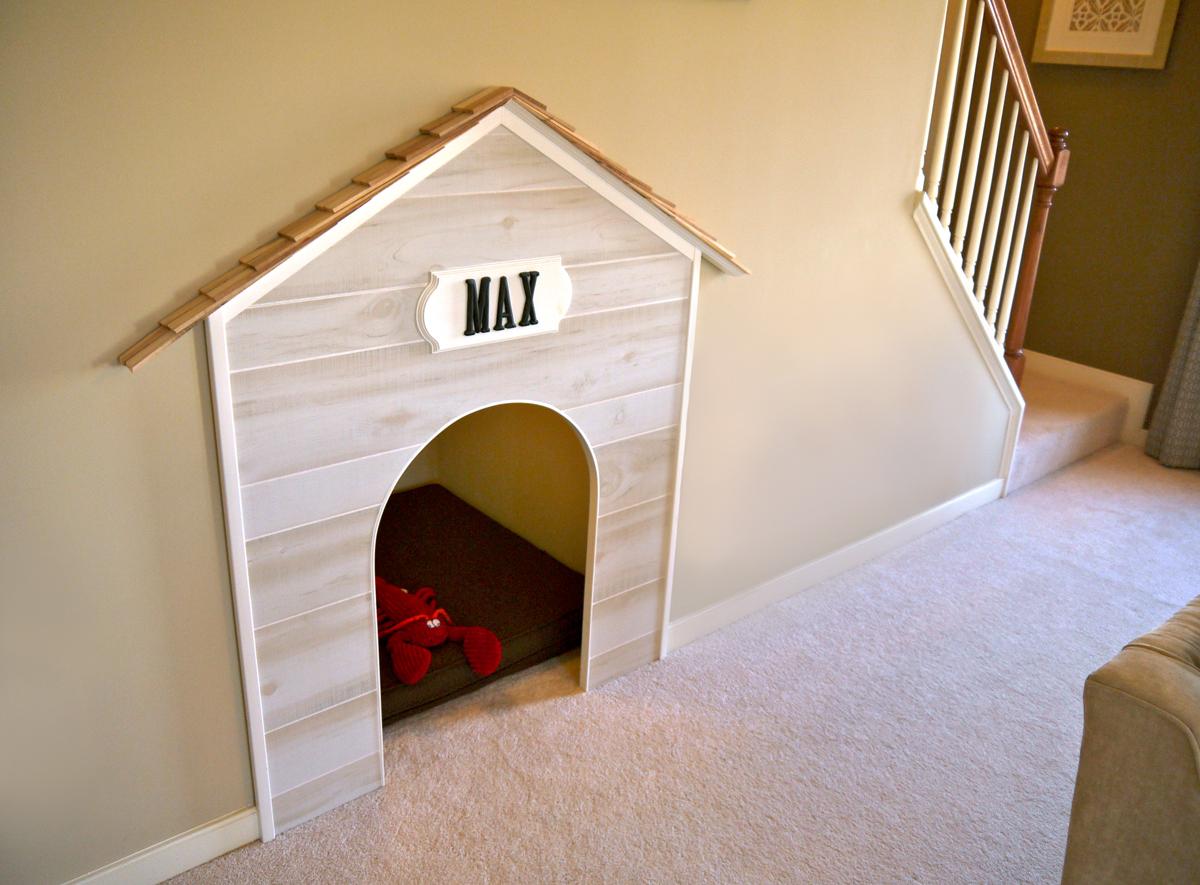 Dog house understairs