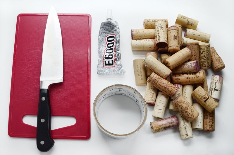 Easy DIY Wine Cork Trivet