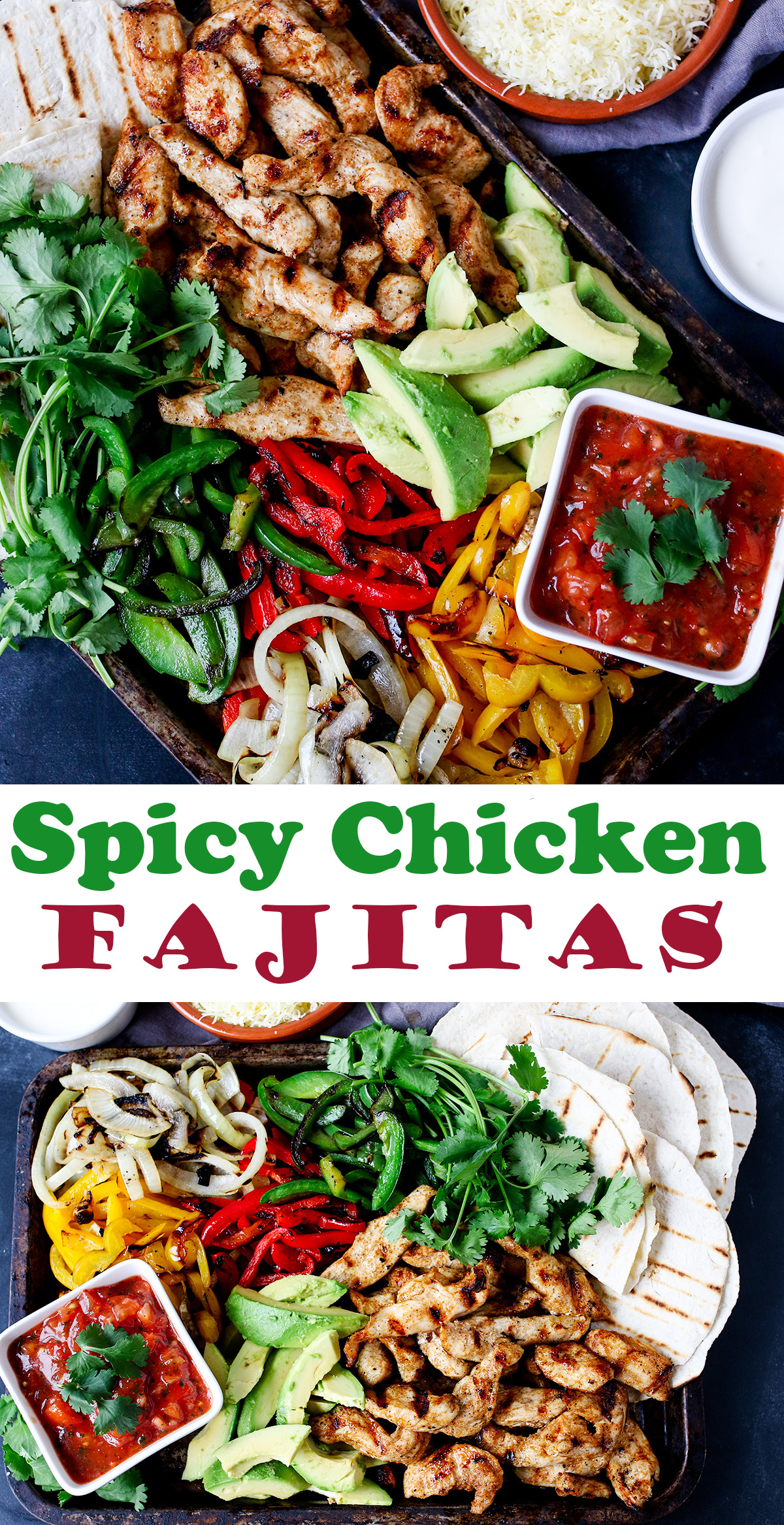A pick-and-mix fajita tray that the whole family will love!