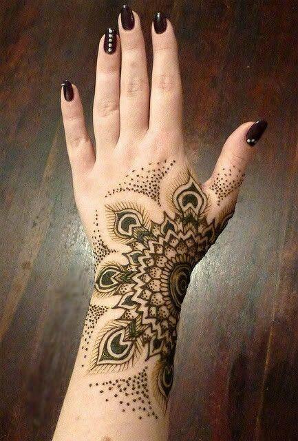 Make Natural Henna Paste