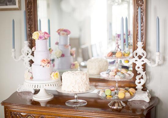 French bridal shower theme