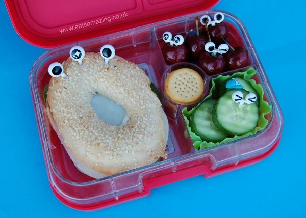Google eyed bento box