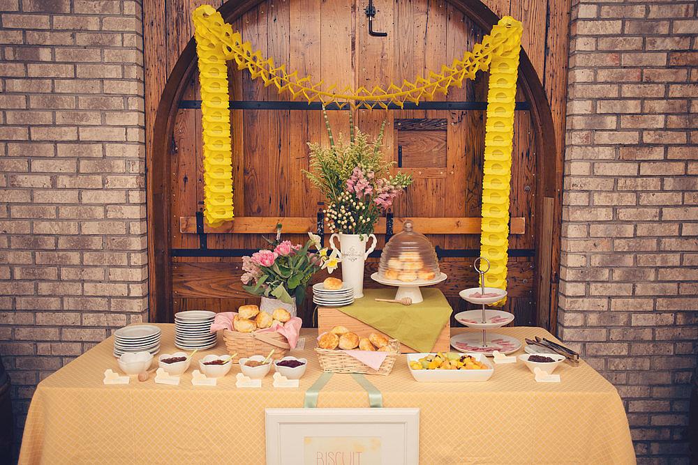 Honeybee bridal shower