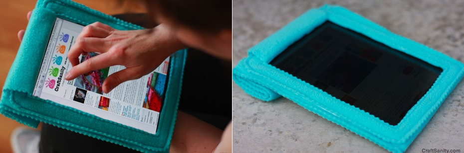 Diy Tablet Cases That Are Protective And Stylish