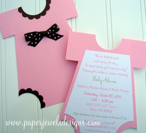 Adorable Diy Baby Shower Invites Your Friends Will Love To Receive