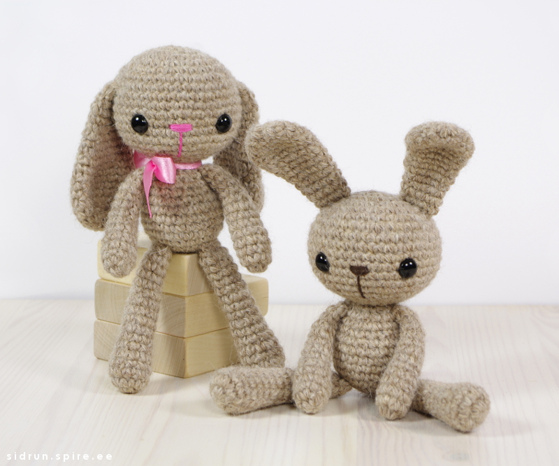 Amigurumi Free Patterns Bear : 20 free amigurumi patterns to melt your heart