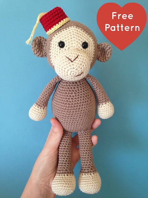 The Cutest Amigurumi — Easy Patterns and Tutorials | Crochet ... | 640x480