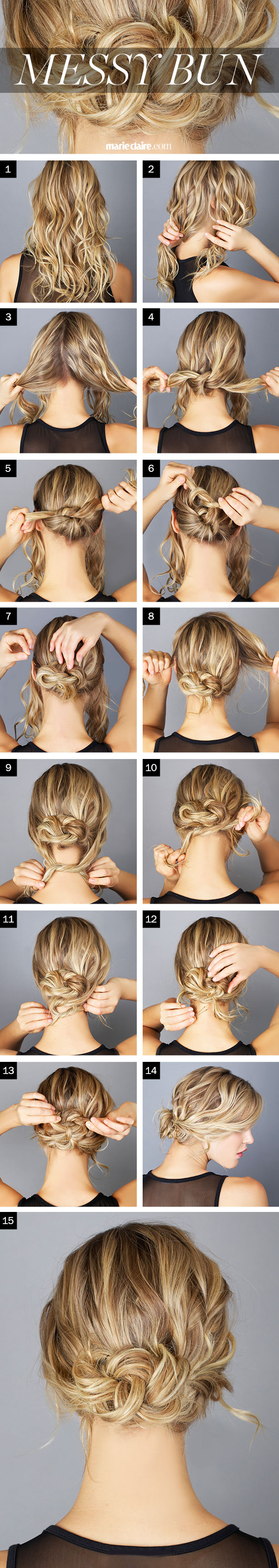knotted-messy-bun