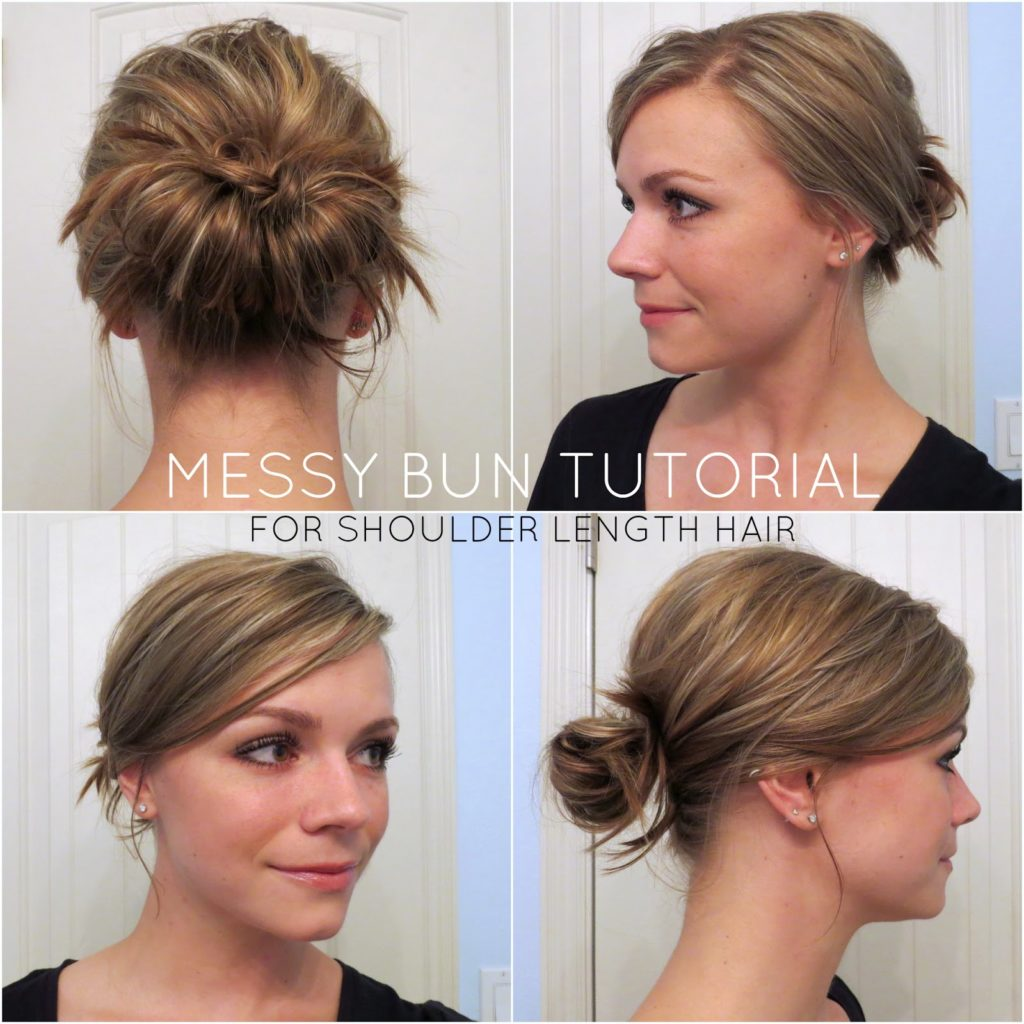 looped-messy-bun