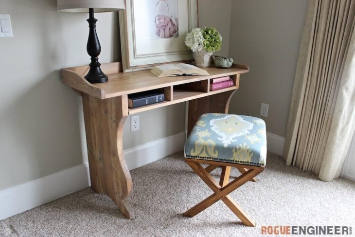 11 diy sicily writing desk plans