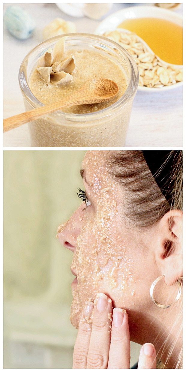 25 Natural Diy Face Scrubs