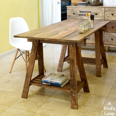 16 Diy Rustic Table 1