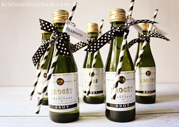 19 champagne printables