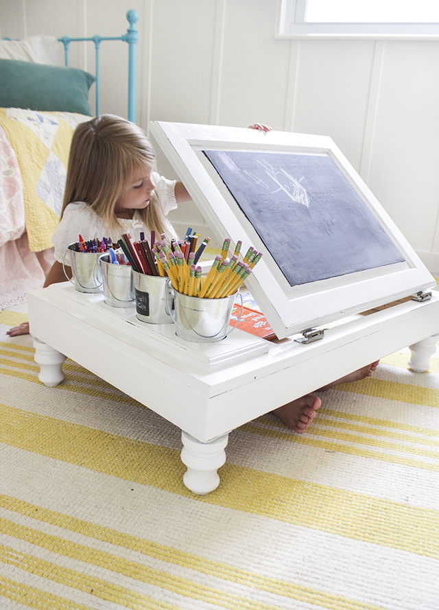 25 Stylish DIY Desks