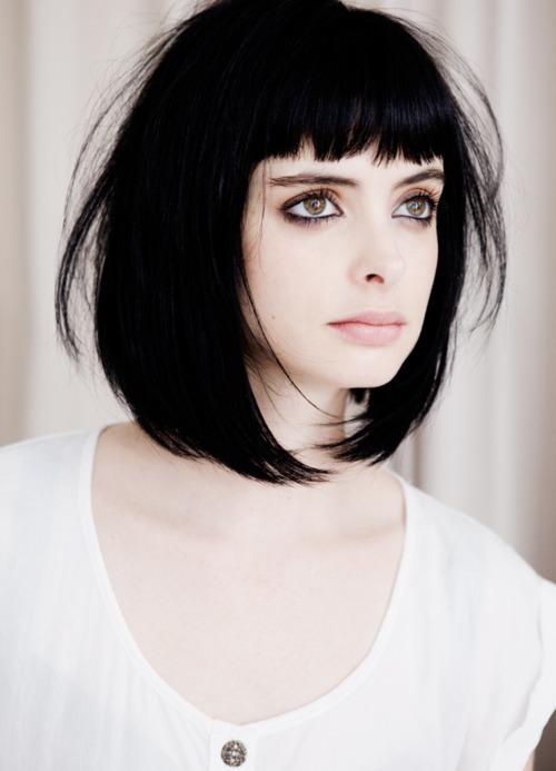 25 super cute medium haircuts 25 blunt haircut solutioingenieria Gallery