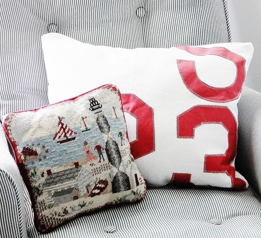 27 numbered pillow tutorial