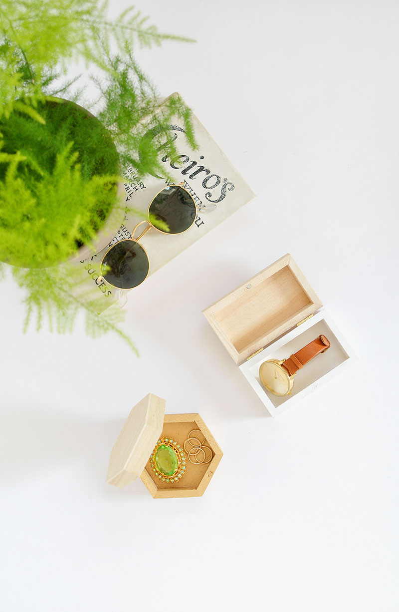28 diy two tone jewellery boxes burkatron