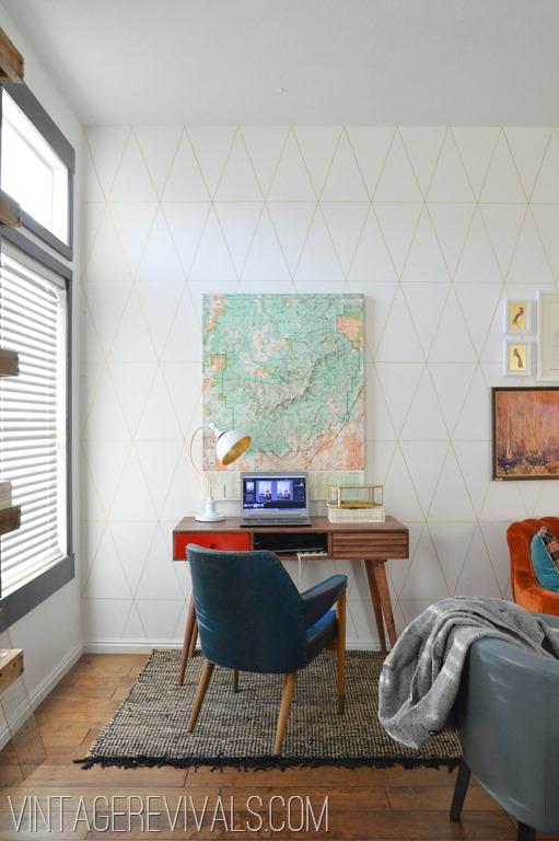 36 diy wallpaper tutorial vintage revivals 4[3]