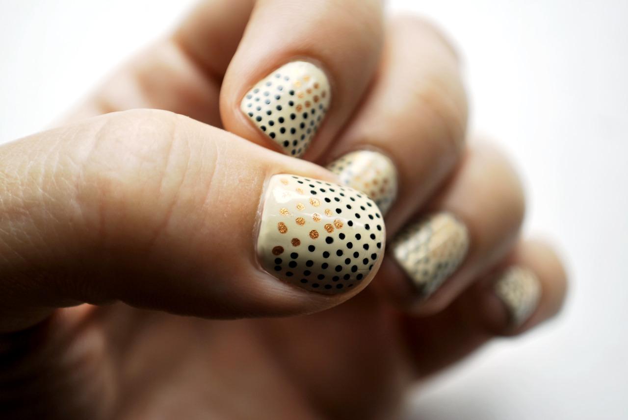 38 sharpie manicure